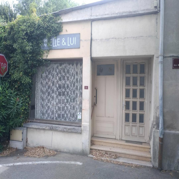 Vente Immobilier Professionnel Local commercial Brignon 30190